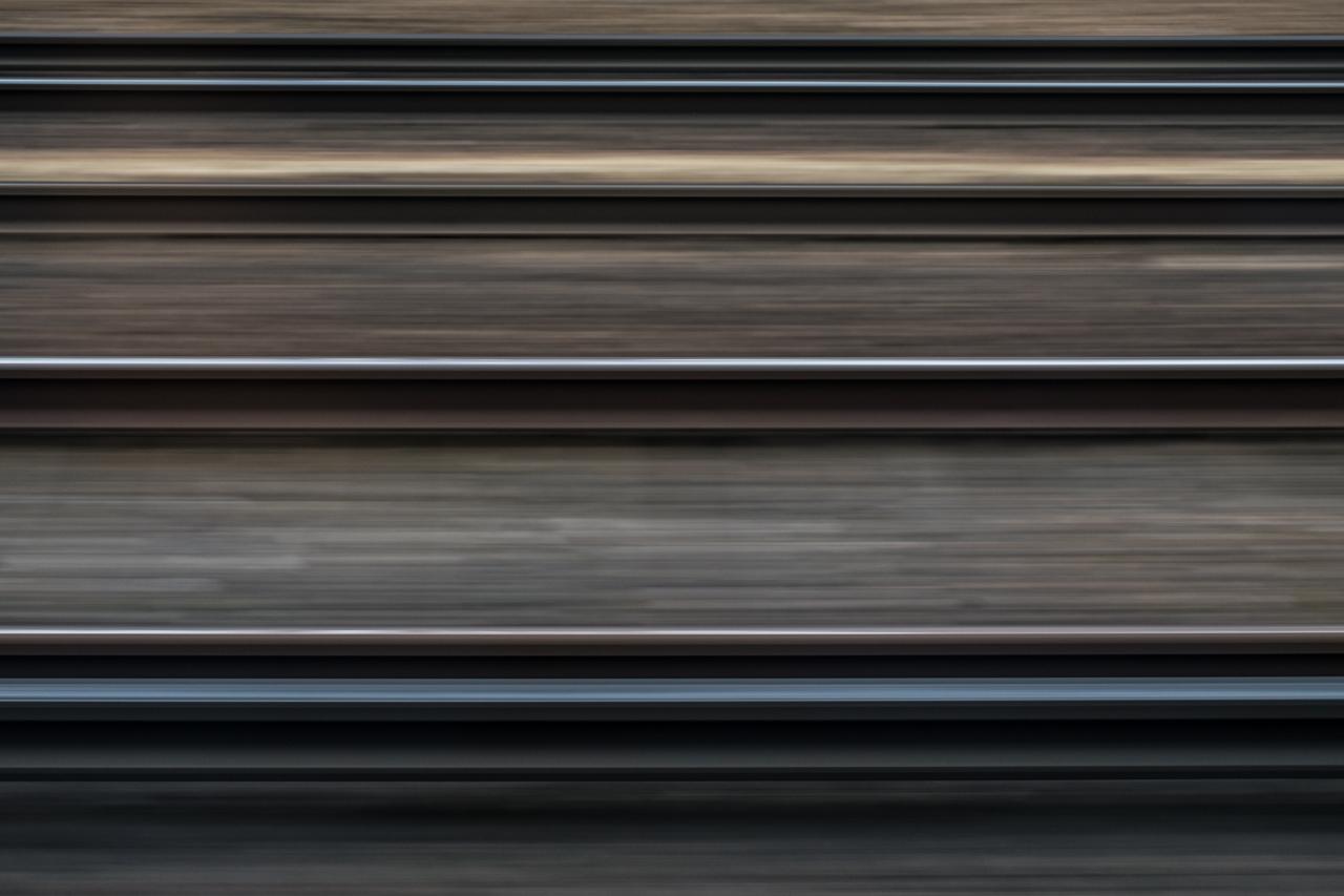 Railtracks by Paul Lehane